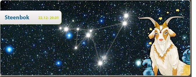Steenbok - Gratis horoscoop van 22 november 2019 paragnosten