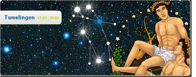 Tweelingen - Gratis horoscoop van 25 mei 2020 paragnosten